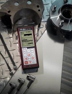PR-8V Sonic Tester